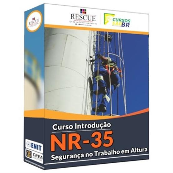 Introdução a NR 35 - Segurança nos Trabalhos em Altura - Nível Trabalhador