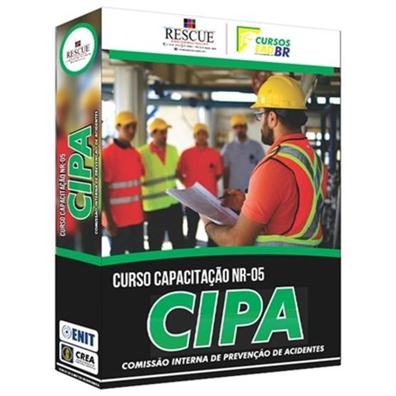 Introdução NR-05 CIPA (Comissão Interna de Prevenção de Acidentes)