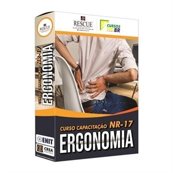 Curso Introdução a NR-17: Ergonomia