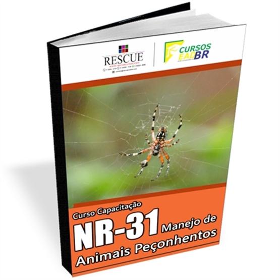 Curso Capacitação NR-31 Segurança no Manejo de Animais Peçonhentos - Versão Básica PDF