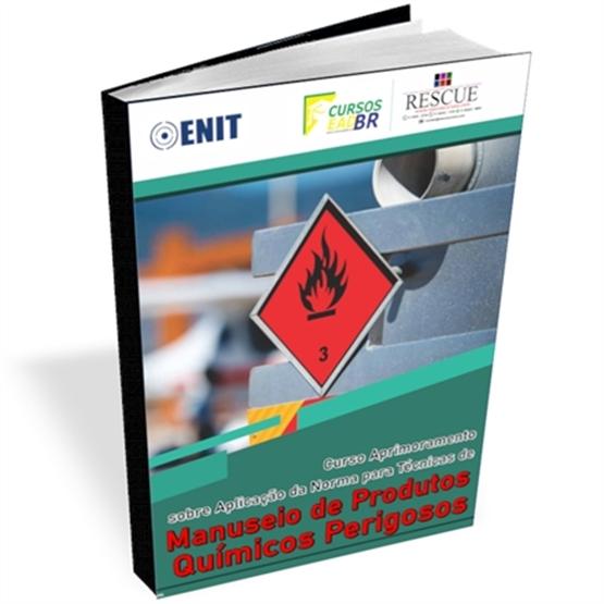 Curso Transporte Manuseio Produtos Químicos Perigosos | EAD | Ao Vivo | 1673