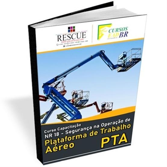 Curso Plataforma Trabalho Aéreo Elevatória PTA NR-18 | EAD | Ao Vivo | Presencial | Online | 8308