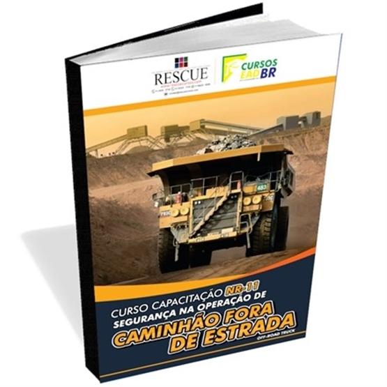 Capacitação NR-11 Segurança na Operação de Caminhão Fora de Estrada (Off-Road Truck) - ref: 10375