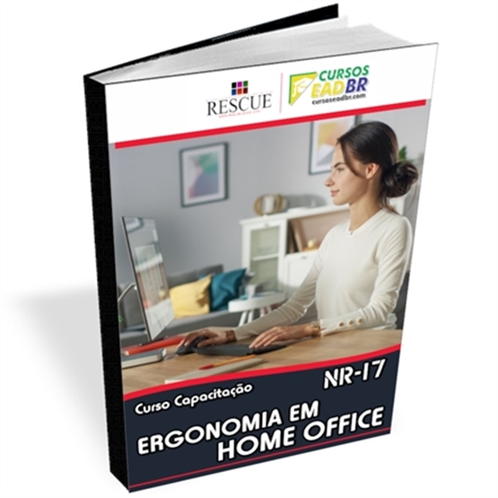 Curso de Ergonomia NR-17 – Home Office | EAD | Ao Vivo | 99065