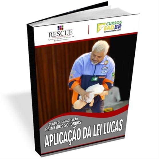 Curso Lei Lucas Primeiros Socorros | Ao Vivo | Presencial | 21103