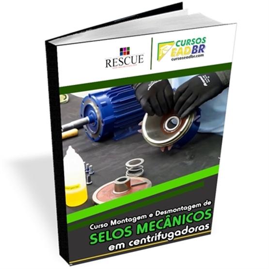 Curso Montagem Desmontagem Selos Mecânicos Centrifugadoras | 68108