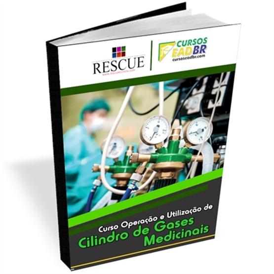 Curso Operação Utilização Cilindros Gases Medicinais | EAD | 20151
