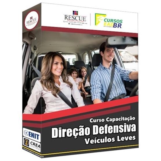 Capacitação Direção Defensiva - Veículos Leves e Pesados -ref:15252