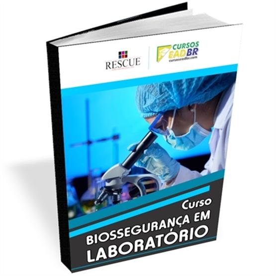 Curso Biossegurança Laboratório | EAD | Ao Vivo | Presencial | 39107
