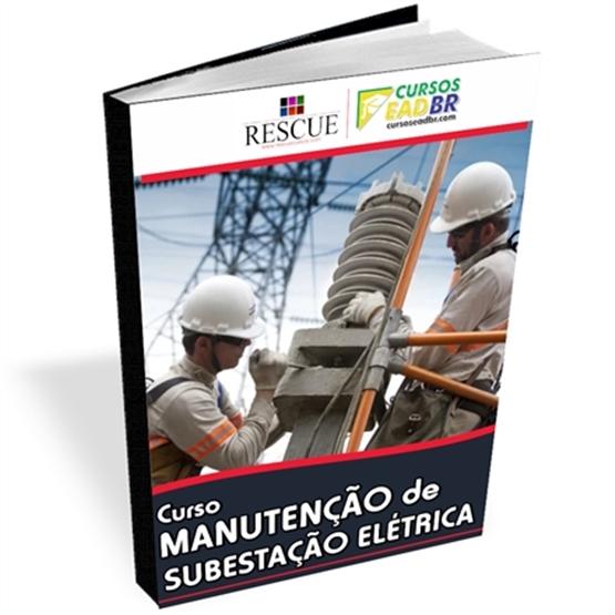 Curso Manutenção Subestação Elétrica | EAD | Ao Vivo | 80683