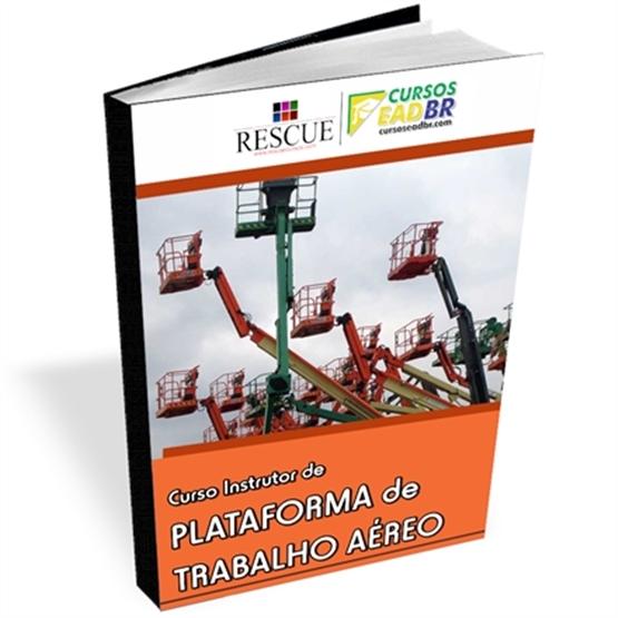 Curso Instrutor de Plataforma de Trabalho Aéreo (PTA) | EAD | Ao Vivo | Presencial | Online | 50636