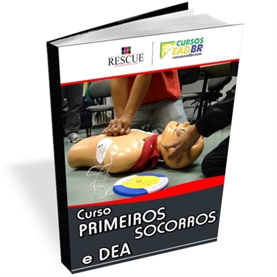 Curso Primeiros Socorros DEA | EAD | Ao Vivo | Presencial | 43075