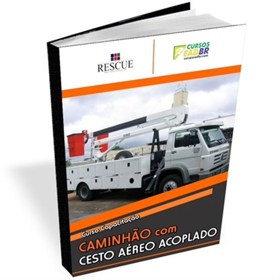 Curso Caminhão Cesto Aéreo Acoplado | EAD | Ao Vivo | Online | 67444