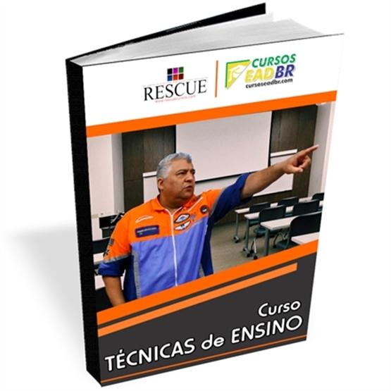 Curso Técnicas de Ensino - ref: 13356