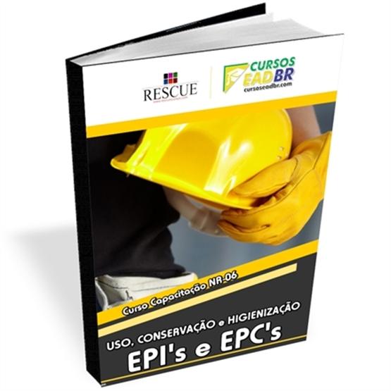 Curso Uso Conservação Higienização EPI's EPC's | EAD | Ao Vivo | 928