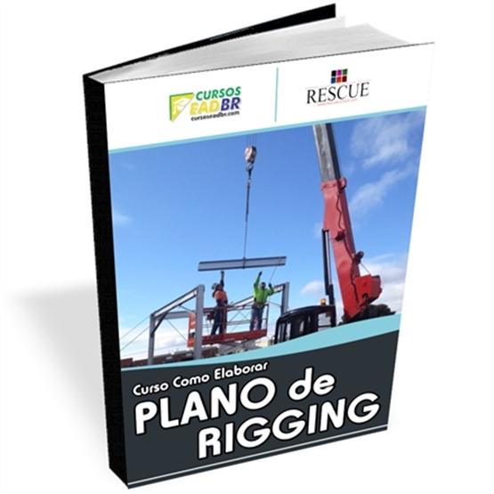 Como Elaborar Plano de Rigging | EAD | Ao Vivo | Presencial | 47868