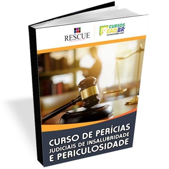 Curso Perícias Judiciais Insalubridade Periculosidade | EAD | Ao Vivo | Presencial | Online | 14187