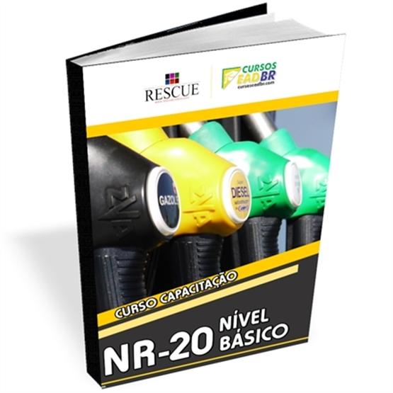 Curso NR-20 Nível Básico - ref: 5540