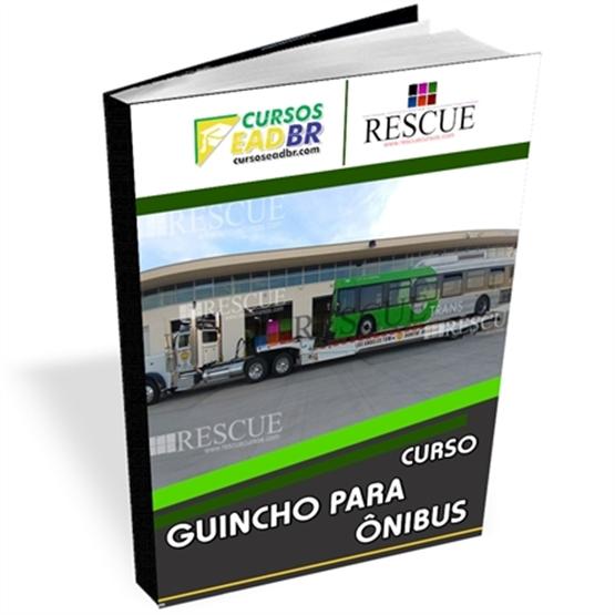Curso Guincho de Ônibus | EAD | Ao Vivo | Presencial | Online | 76154