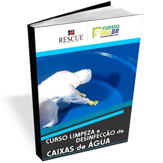 Curso Limpeza Desinfecção de Caixa D'água | EAD | Ao Vivo | 57686