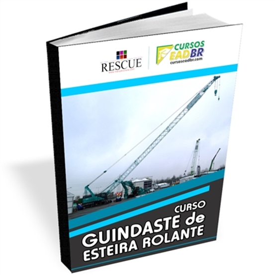 Curso Guindaste de Esteira Rolante | EAD | AO VIVO | 11240