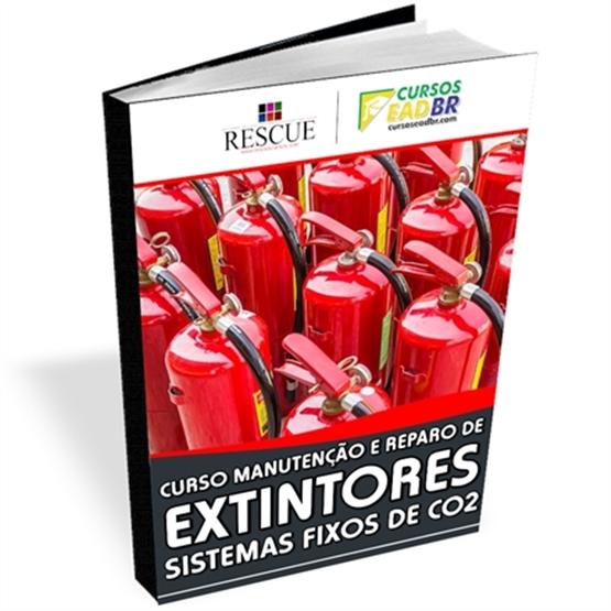 Curso Manutenção Extintores e Sistemas Fixos CO2 | EAD | Ao Vivo | 80996