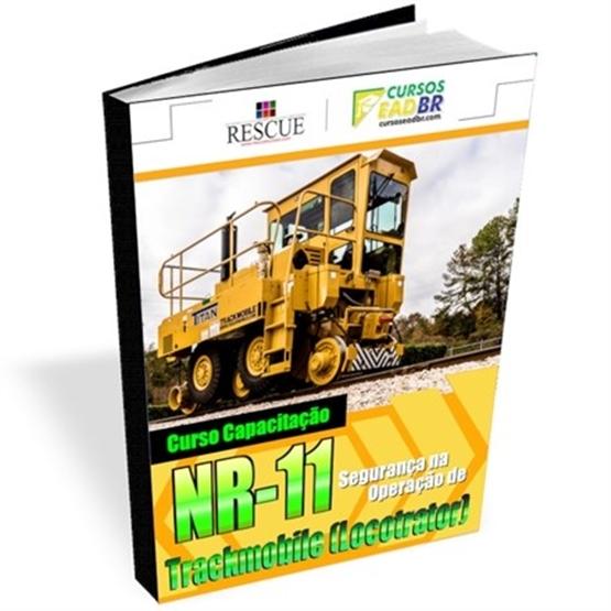 Curso Capacitação NR-11 Segurança na Operação de Trackmobile (Locotrator) - Ref:15095