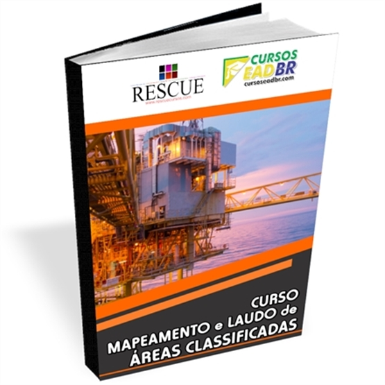 Curso Mapeamento Laudo Áreas Classificadas | EAD | Ao Vivo | 80144