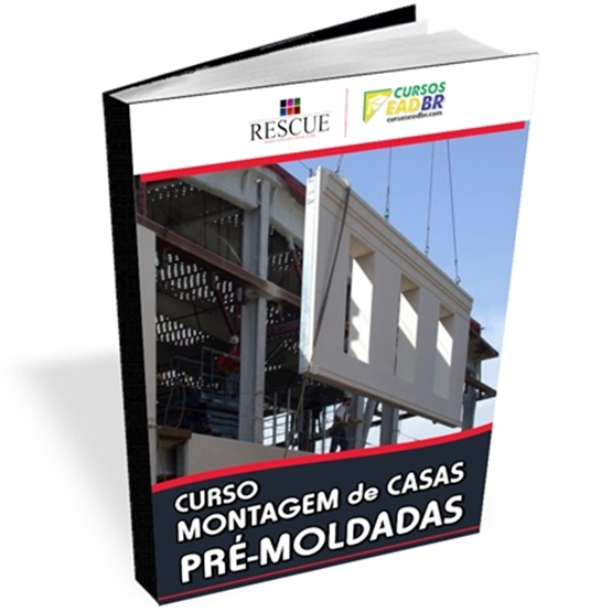 Curso Montagem de Casas Pré-Moldadas | EAD | Ao Vivo | 88241