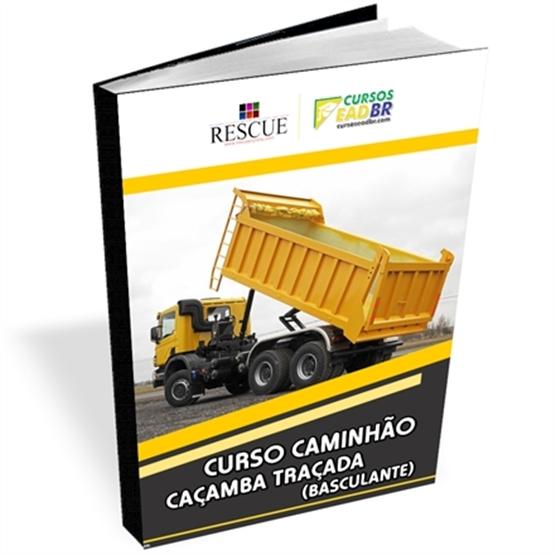 Curso Caminhão Caçamba Traçada (Basculante) - ref: 45831