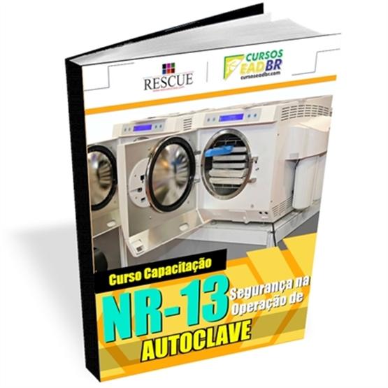 Curso de Autoclave - Ref:6921
