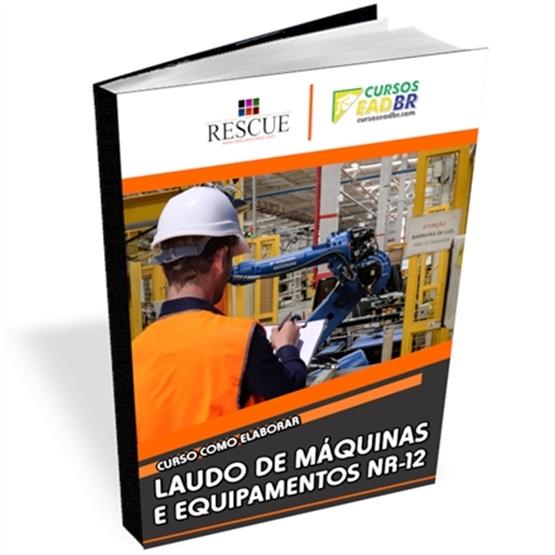 Curso Como Elaborar Laudo de Maquinas e Equipamentos NR-12 - ref: 72913