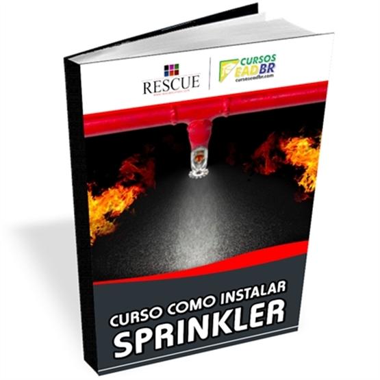 Curso Como Instalar Sprinkler | EAD | Ao vivo | Presencial |38244