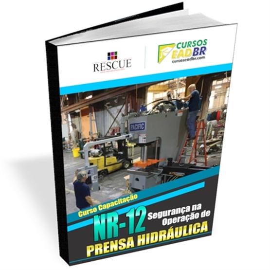 Curso Prensa Hidráulica - Ref:50232