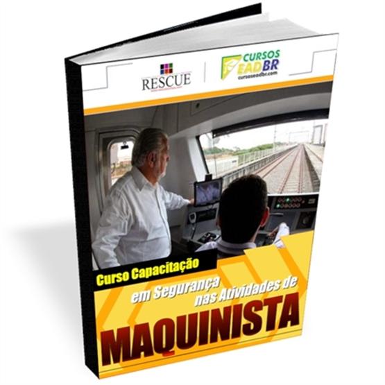 Curso Maquinista - Ref:73251