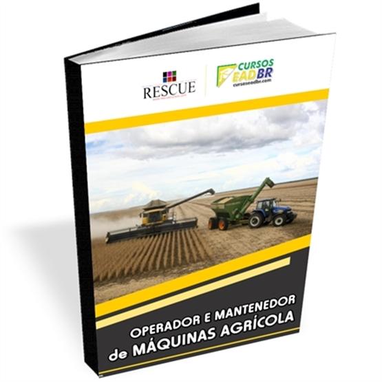 Operador Mantenedor Máquinas Agrícolas | EAD | Ao Vivo | 103225