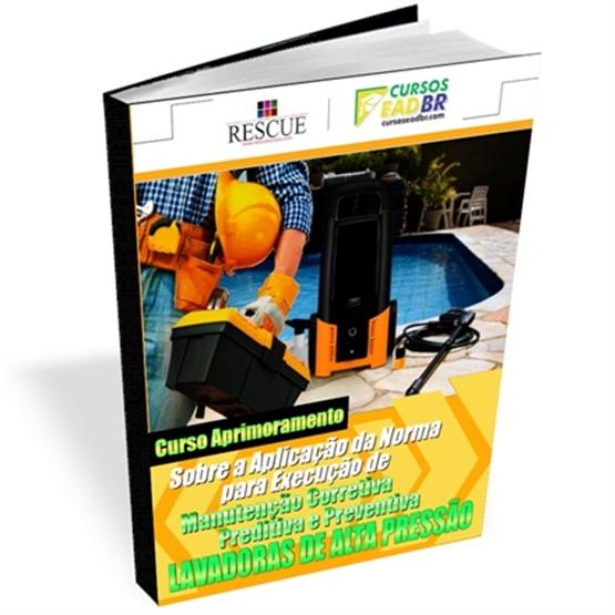 Curso Manutenção Lavadoras Alta Pressão | EAD | Ao Vivo | 111121