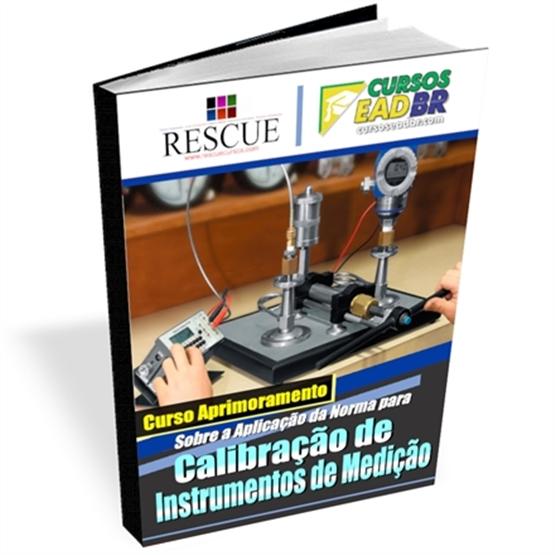 Curso Calibração Instrumento Medição | EAD | Ao Vivo | Online | 52482