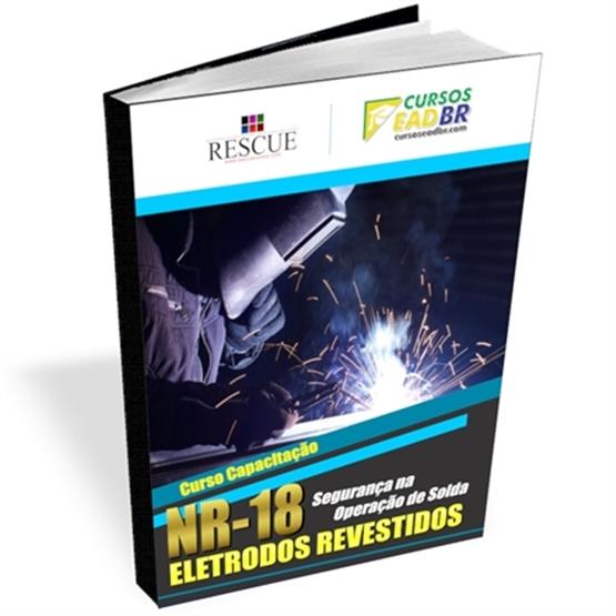 Curso de Solda por Eletrodos Revestidos | EAD | Ao Vivo | Presencial | 13853