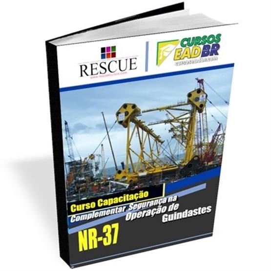 Curso Complementar NR 37 para Operadores de Guindastes | EAD | 63348