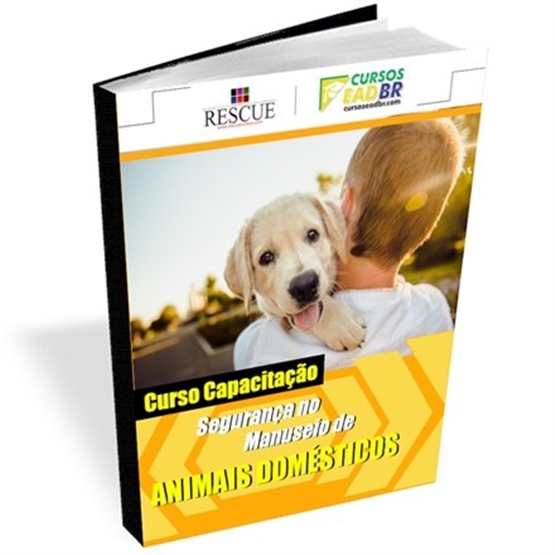 Curso Manuseio Animais Domésticos   EAD   Ao Vivo   Presencial   60221