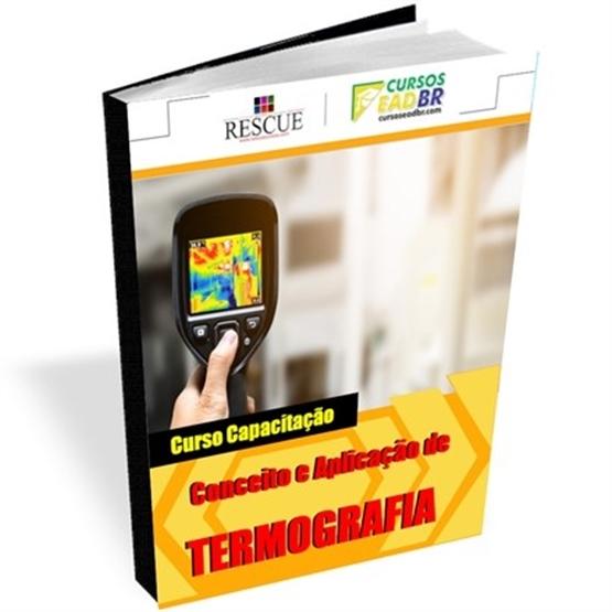 Curso Termografia | EAD | Ao Vivo | Presencial | Online | 59089