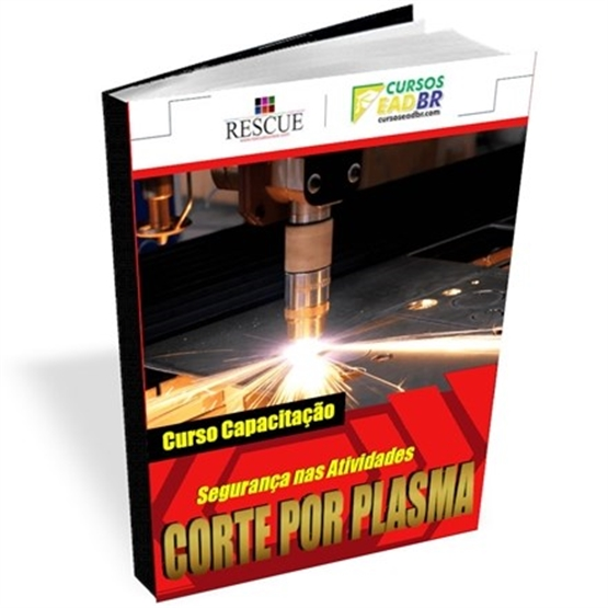 Curso Corte por Plasma | EAD | Ao Vivo | Presencial | Online | 50977