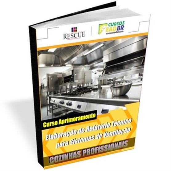 Curso Laudo Ventilação Cozinhas NBR 14518 | EAD | Ao Vivo | 132916