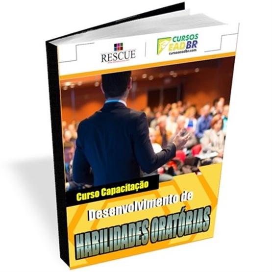 Curso Oratória | EAD | Ao Vivo | Presencial | Online | 132247