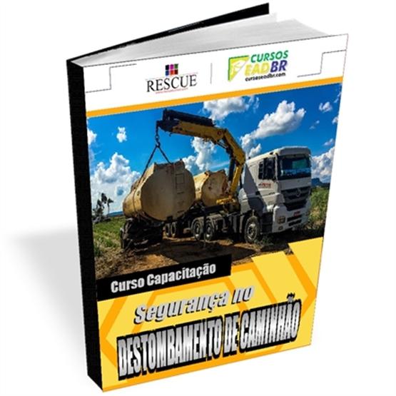 Curso Destombamento Caminhão | EAD | Ao Vivo | Presencial | 142372