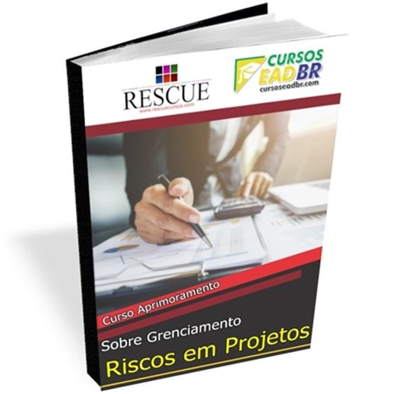 Curso Gerenciamento Riscos Projetos |EAD | Ao Vivo | Presencial | Online | 142891