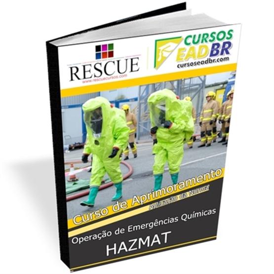 Curso Emergências Químicas – Hazmat | EAD | Ao Vivo | Presencial | Online | 143982