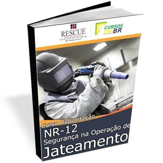 Curso Capacitação NR-12 Segurança na Operação de Jateamento