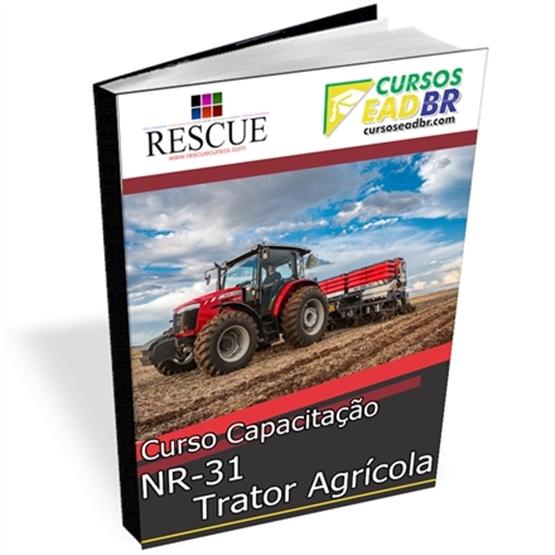 Curso Capacitação NR 31 - Trator Agrícola | EAD | Ao Vivo | Presencial | Online | 12298